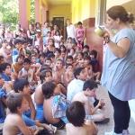 Campamento niños 2013
